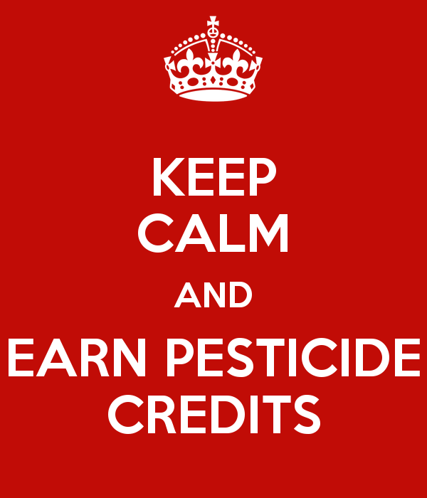 keep-calm-and-earn-pesticide-credits
